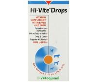 Vetoquinol Hi-Vite вітаміни в краплях