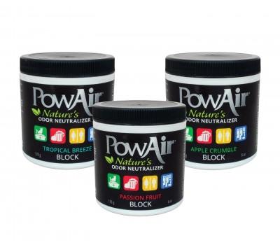 PowAir mist block
