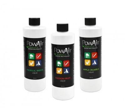 PowAir liquid for mist dome