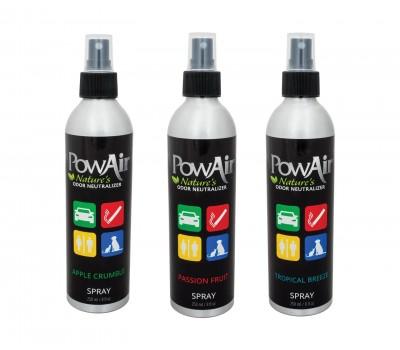 PowAir Mist spray