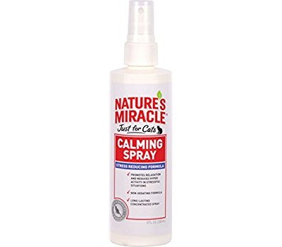 Nature's Miracle Just For Cats Calming Spray