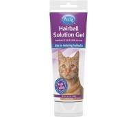 PetAg Hairball Solution Chicken Flavored Gel Cat Supplement